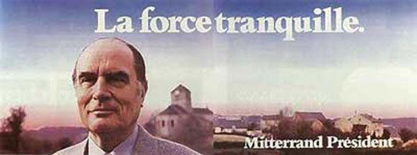 Mitterrand affiche