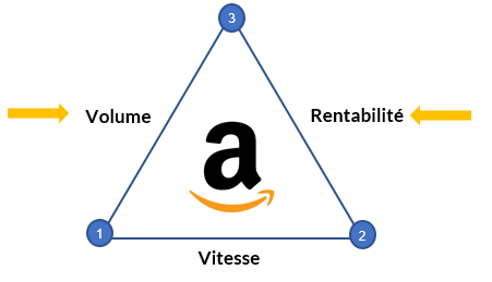 strategie sea amazon