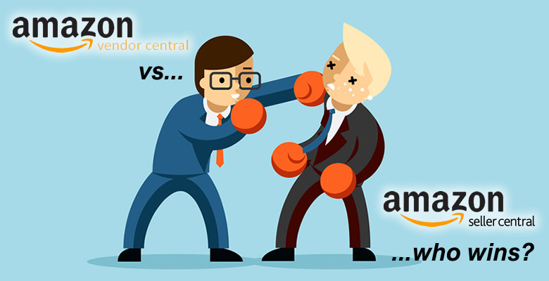 Comparatif: Amazon Seller Central vs Vendor Central