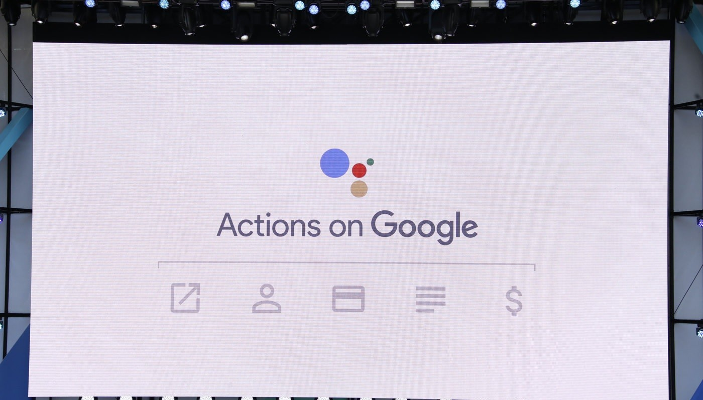 actions google assistant how to