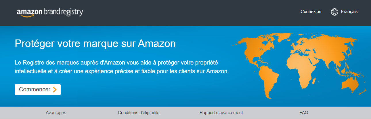 Registre des marques Amazon