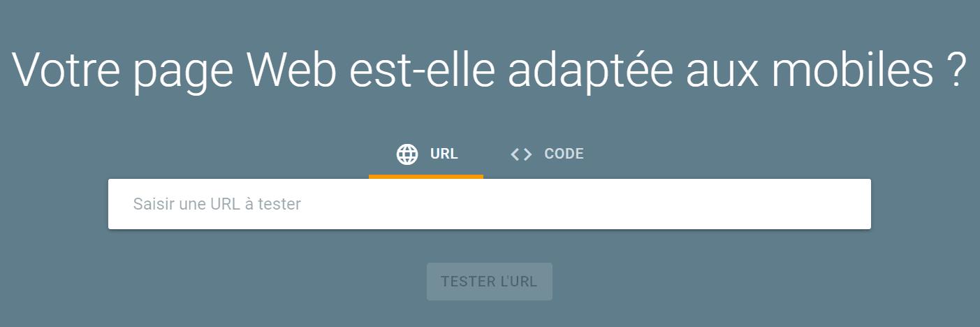 test-optimisation-mobile-google seo