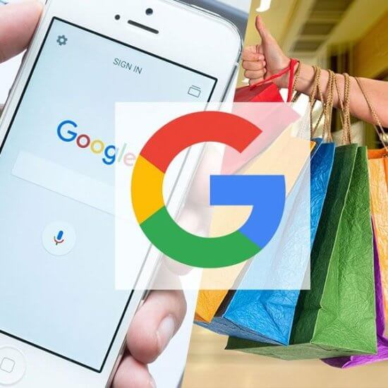 Google Shopping Showcase