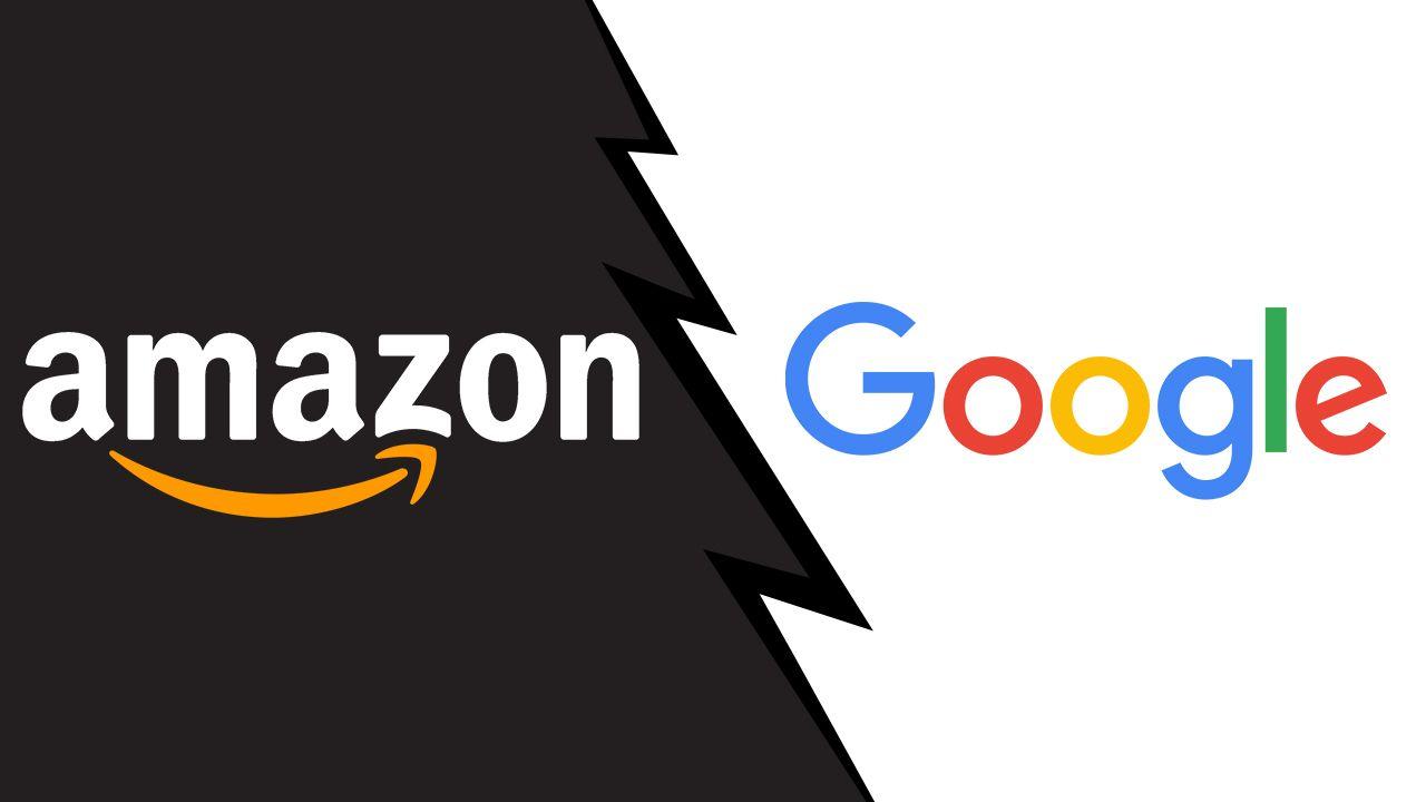 amazon vs google