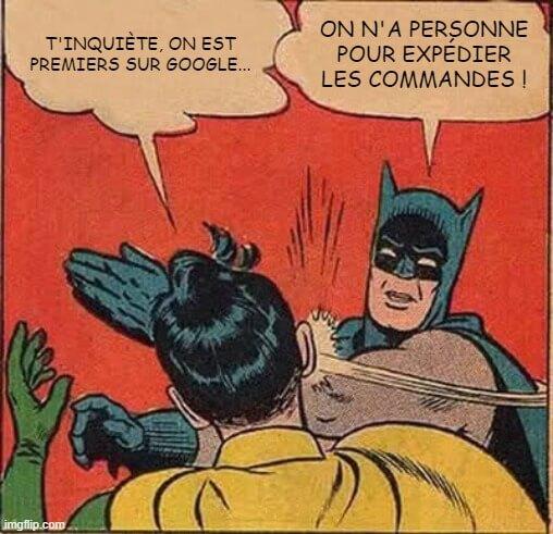 meme batman google