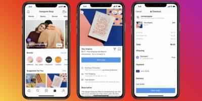 Facebook lance Shops