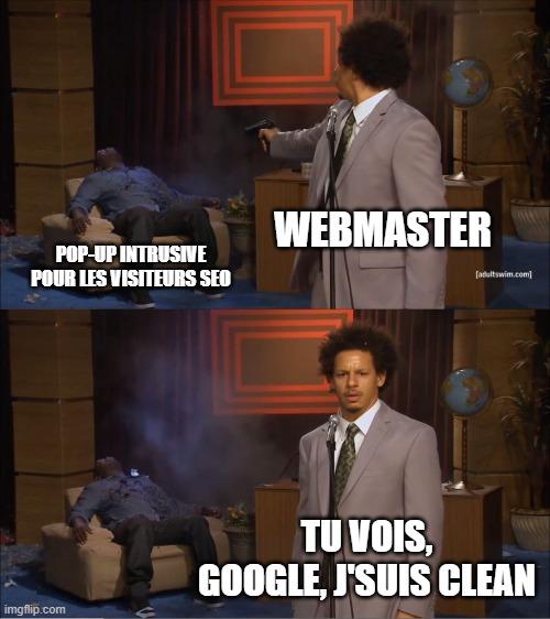 meme pop up intrusive