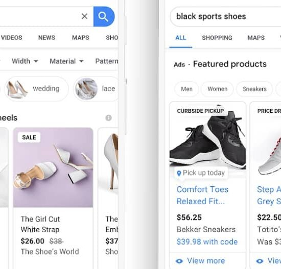 google shopping prix 3
