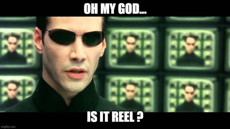 meme reel matrix